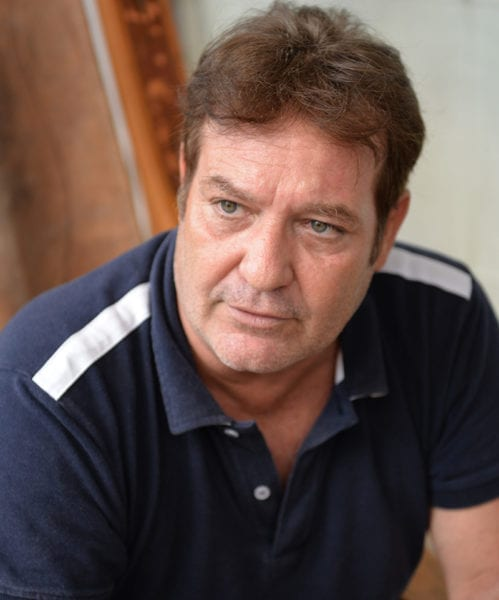 Photo: Jorge Perugorria is the Cuban actor who has achieved the most success internationally. Photo: Raquel Perez Diaz