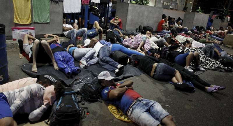 cubanos en detencion