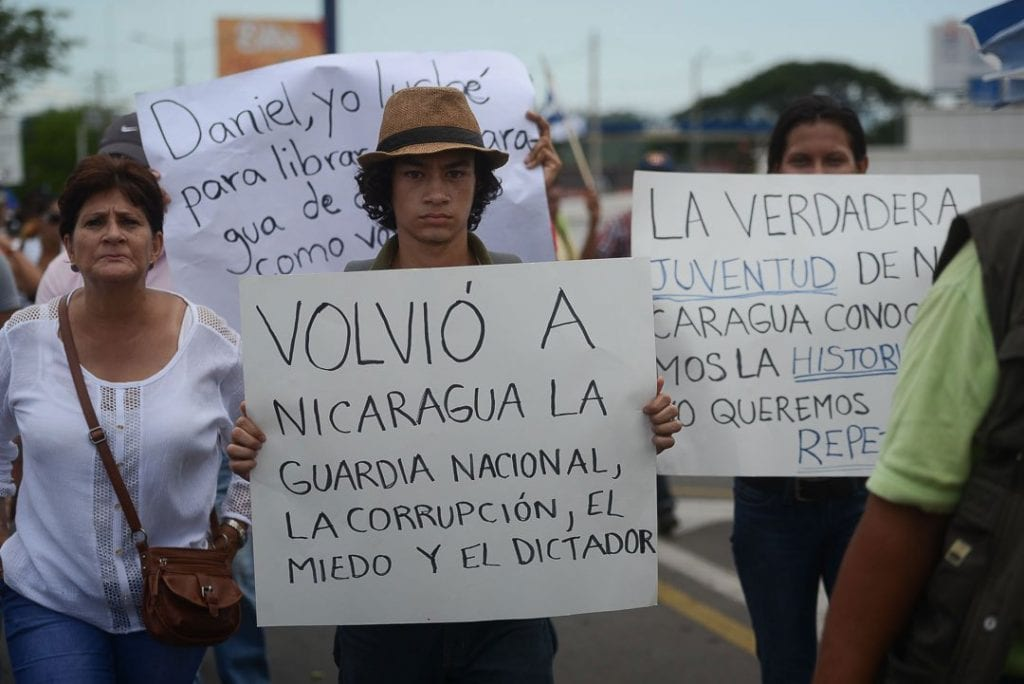 Daniel Ortega y Rosario Murillo. Photo: 19digital.com