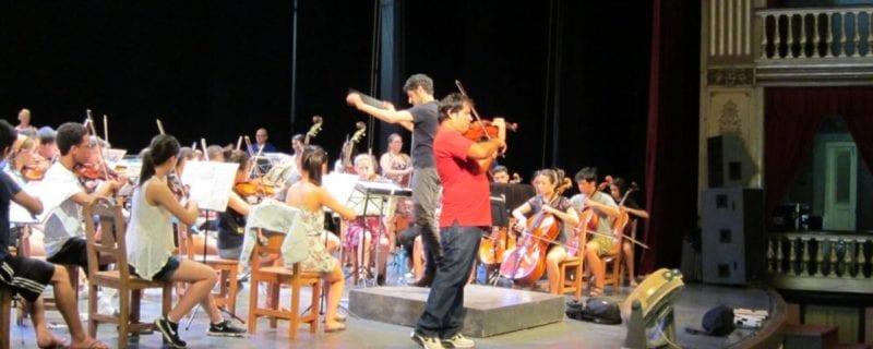 oakland symphony in Cienfuegos