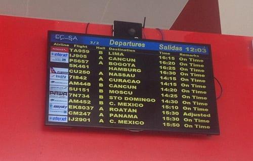 pizarra-aeropuerto