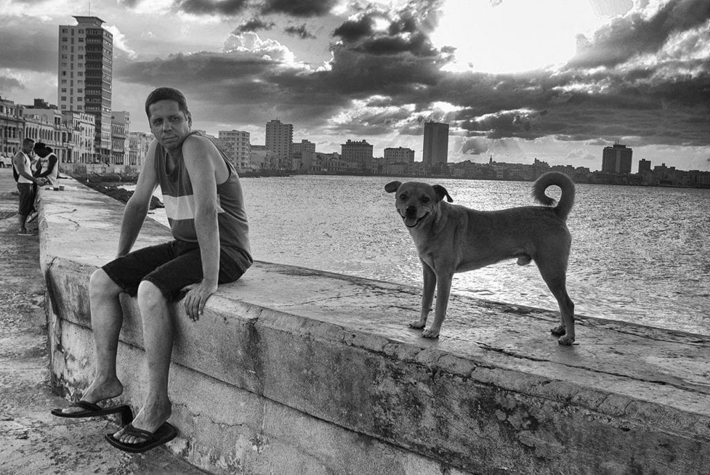 Malecón de La Habana