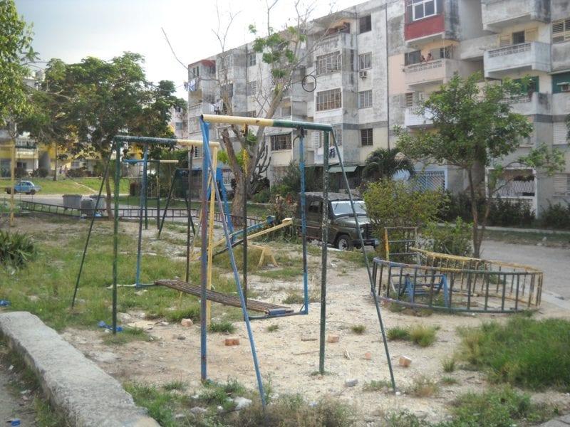 5. Parque en Alamar