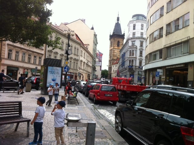 From my visit to Prague.