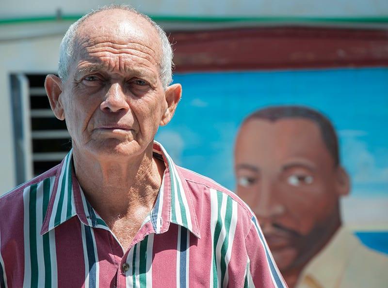 """El pastor Suarez fue recluido en la UMAP porque no calificaba como """"revolucionario"""" de acuerdo a los cánones de aquella época."""