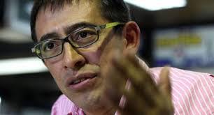 El periodista colombiano William Parra. Foto: cubadebate.cu