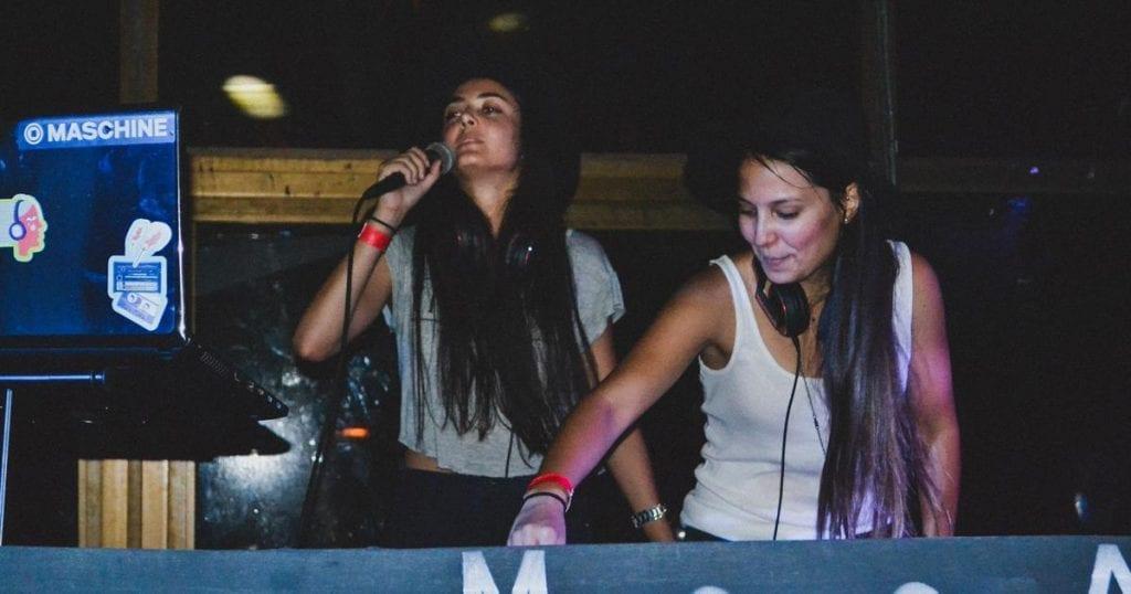 The duo Pauza. Foto: cubanosporelmundo.com