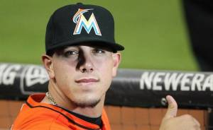 Cuban pitcher Jose Fernandez was the star hurler for the Miami Marlins. File photo: miamiherald.com