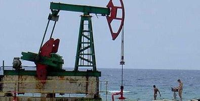 Pozo de petroleo en Matanzas. Foto: opciones.cu