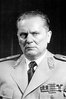 Josip Broz Tito. Foto: wikipedia.org