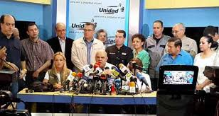 The opposition alliance in Venezuela called for a national strike on Friday.