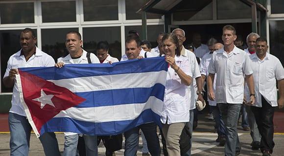 More Cuban doctors are heading to Haiti. Photo: Ismael Francisco/cubadebate.cu