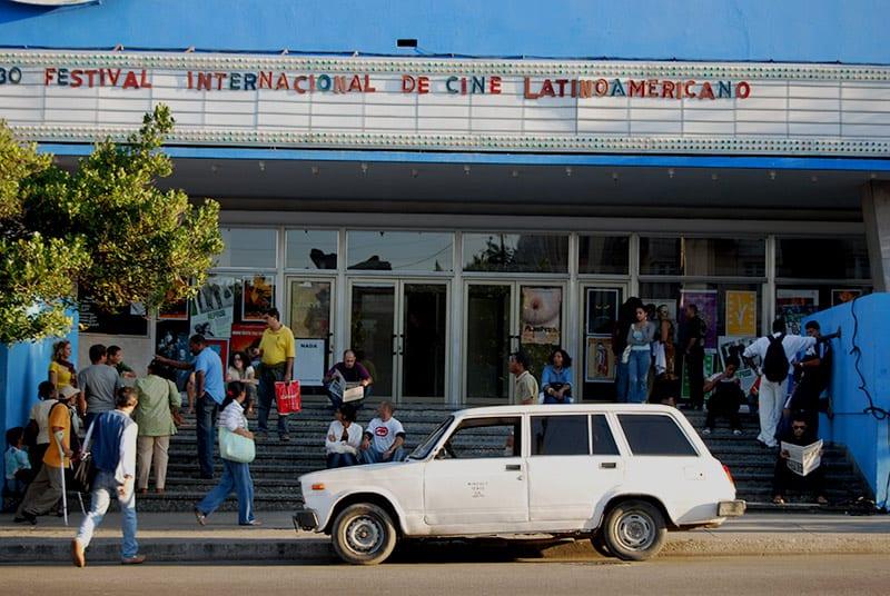 Los productores independientes y los cineastas reclaman desde hace años leyes que el Gobierno no termina de aprobar. Foto: Raquel Pérez Díaz