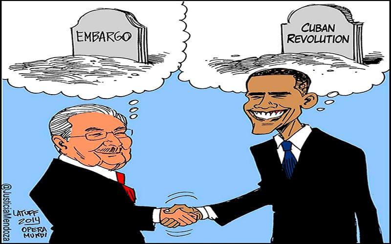 El acercamiento de los cubanos y los estadoundenses tiene objetivos muy bien definidos por ambas partes.