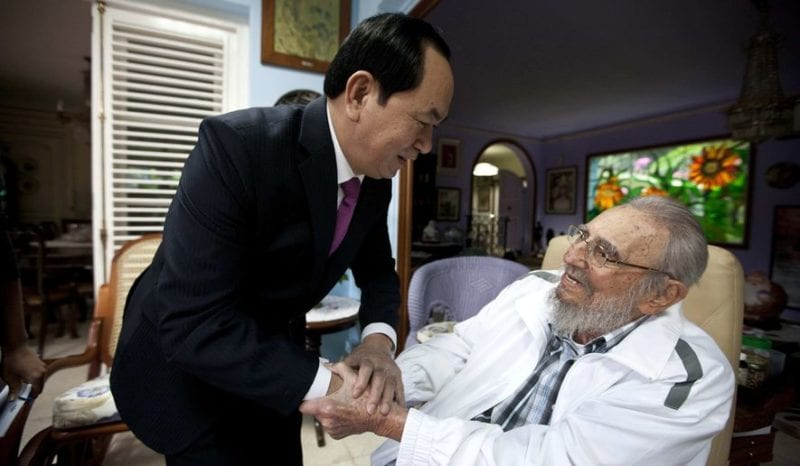 fidel-y-presidente-vietnam