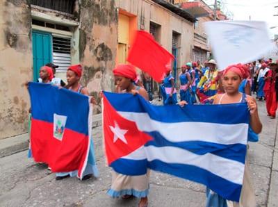 Haitian culture in Cube. Foto: http://islandluminous.fiu.edu