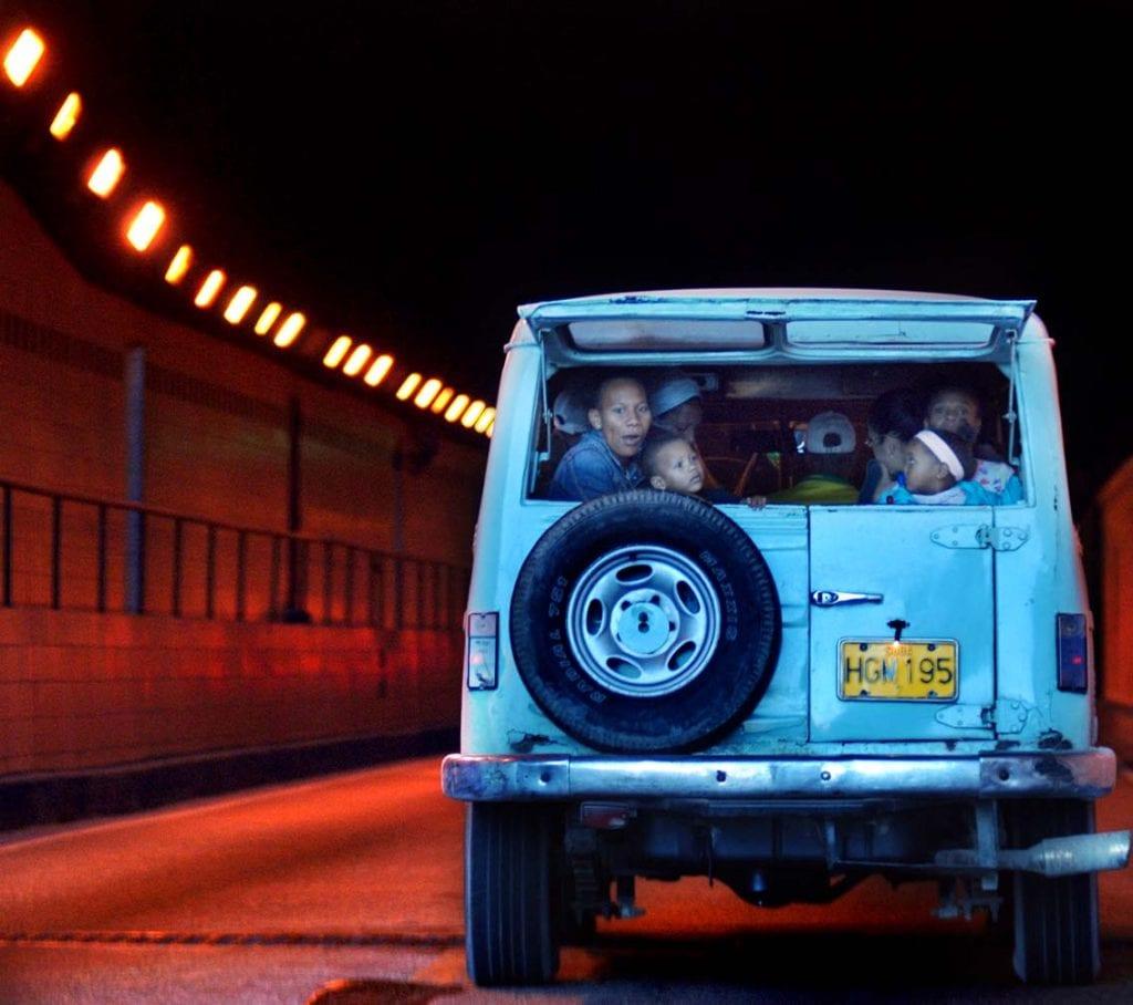 The Havana Bay Tunnel.  Photo: Caridad