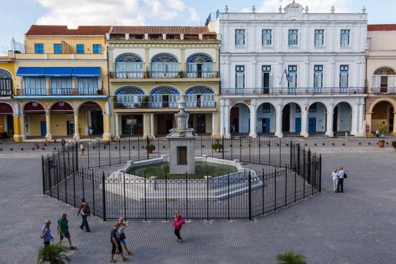 Plaza Vieja. Photo: Juan Suarez