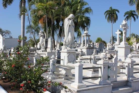 El cementerio de Santa Ifigenia de Santiago de Cuba donde descansarán los restos de Fidel Castro. Foto: tripadvisor.com