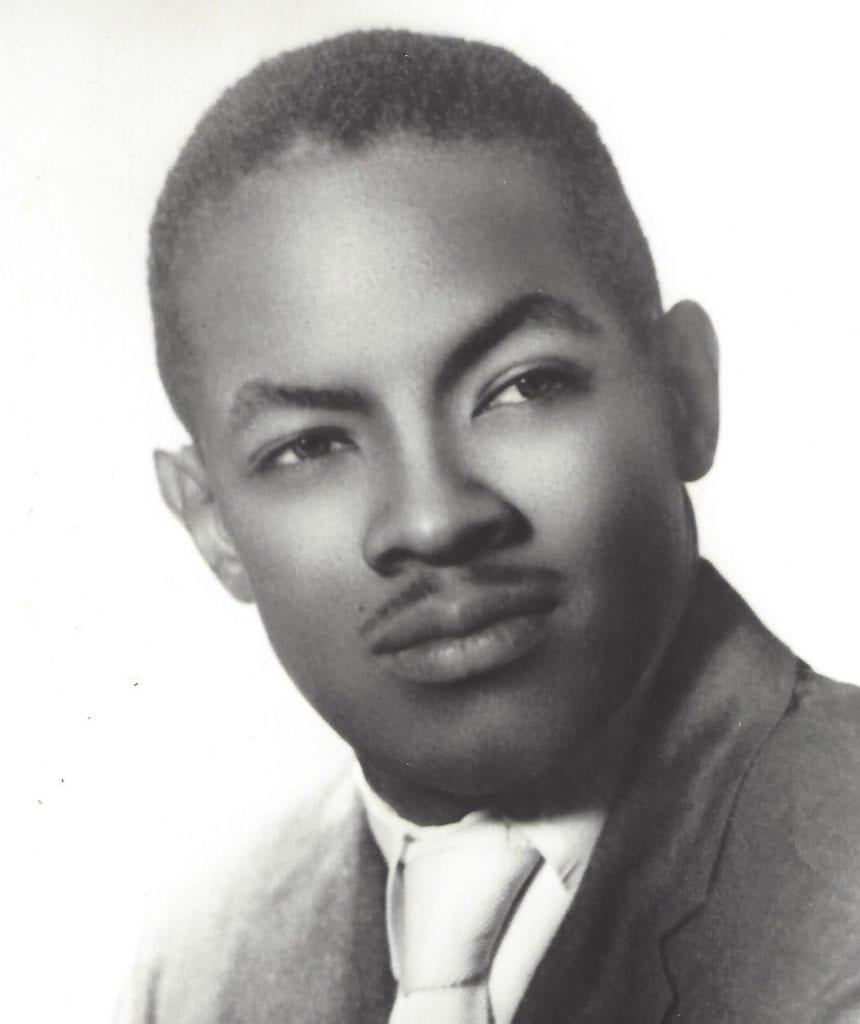 Alberto N. Jones in 1959.