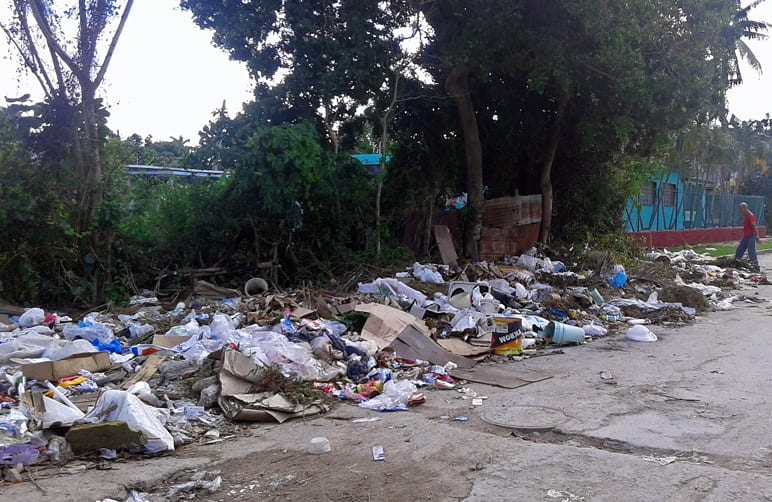 Why Isn't Garbage in Havana Being Collected? | Havana Times