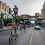There's Nothing Like Cycling around Havana
