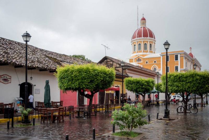 Granada: the Colonial City Looks Like a Ghost Town | Havana