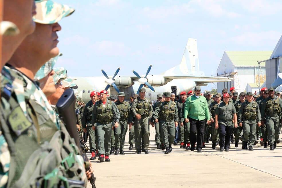 Venezuelans Demand Maduro Resign and Plea for Humanitarian