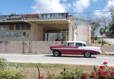 Movie Theater in Rafael Freyre, Holguin, Cuba.  Photo of the Day