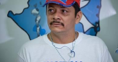 Nicaraguan Rural Leader Medardo Mairena Speaks after Prison
