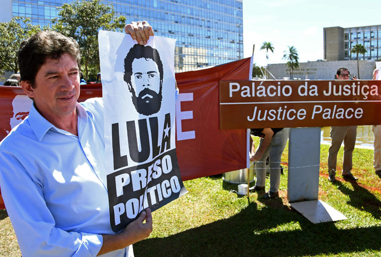 Supreme Court of Brazil Rules Lula to Remain in Prison | Havana Times