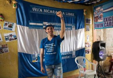 Nicaragua's Student Leaders Continue Firm in the Civic Struggle