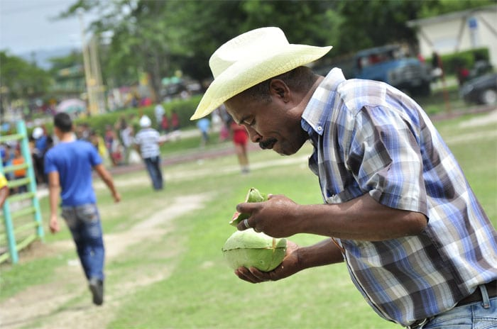 Havana-times-Parc d'Elpidio-Valdes à Guantanamo-Cuba