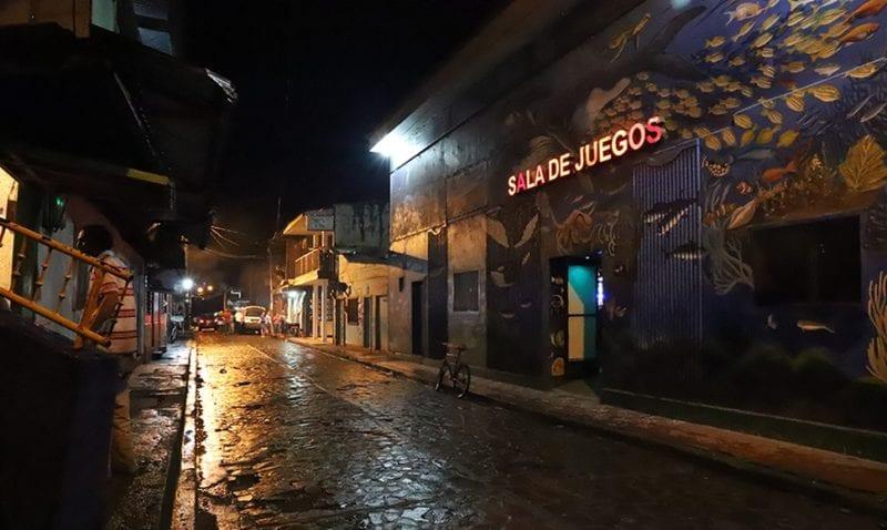 Model Hooker in San Juan de Nicaragua