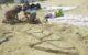 Escultura en arena - mi Cuba