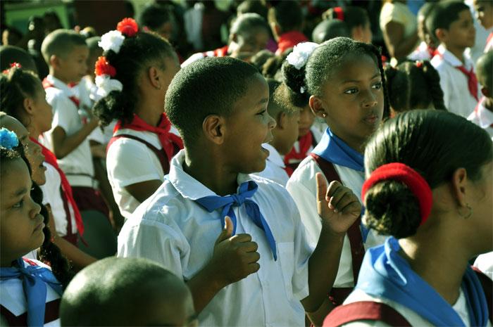 Back to School in Guantanamo, Cuba