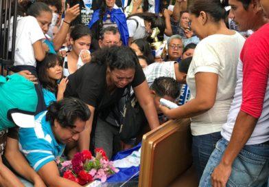 Nicaragua: The March Where They Killed Matt Romero