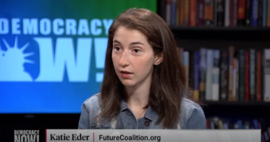 Global Climate Strike Youth Activists on Why They Are Marching Today