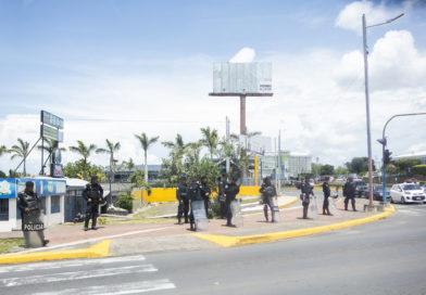 Protest Set for Saturday in Managua Despite Police State