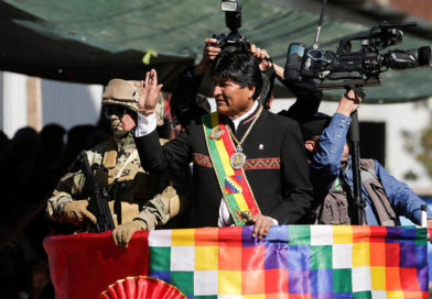 Bolivian Court Restricts Publication of Poll Showing Tight Race for President Morales