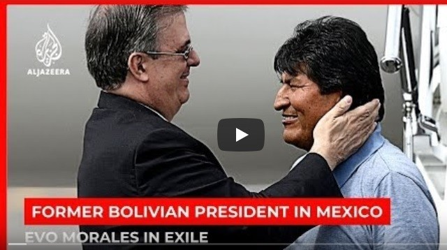 Image result for evo morales disposed in a coup, protests