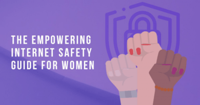 The Complete Empowering Internet Safety Guide for Women