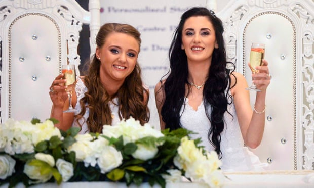 first same sex marriage in ireland in Southampton
