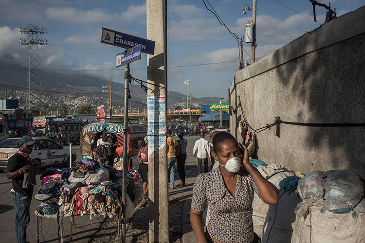 Journalists Assaulted While Covering COVID-19 Measures in Haiti