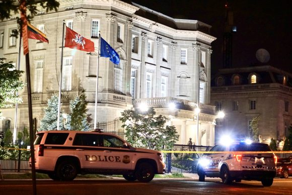 Cuban Embassy in Washington Attacked by Lone Gunman - Havana Times