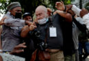 Journalists Detained, Internet Off, Amid Cuba Protests