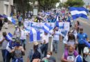 """Nicaraguans Exiled in Costa Rica Protest """"Electoral Circus"""""""