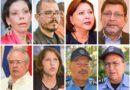 EU Sanctions Rosario Murillo & Seven Senior Officials