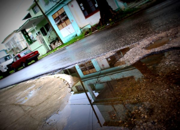 Puddles and Reflections