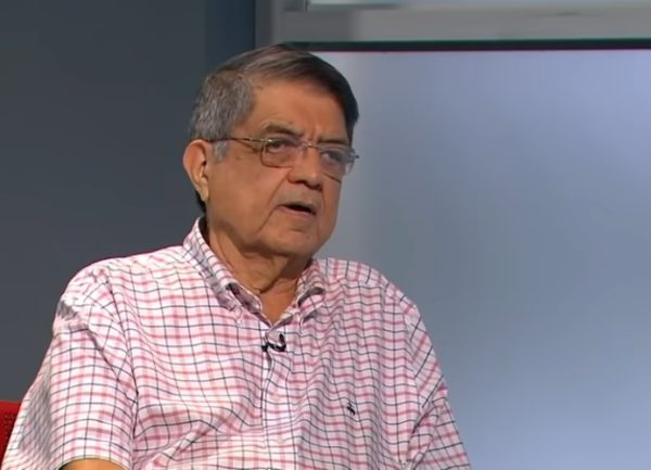 "Sergio Ramirez: ""This Barbarity Puts Nicaragua in the Global Spotlight"""